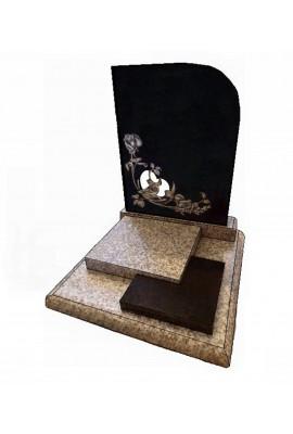 MONUMENT CINERAIRE MIROIR