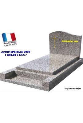 OFFRE SPÉCIALE SUR LE MONUMENT PARPAING PRIE DIEU